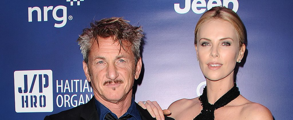 "Charlize Theron Gushes About Her ""Great Relationship"" With Sean Penn"