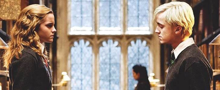We Have Definitive Proof That Malfoy and Hermione Were Doing It