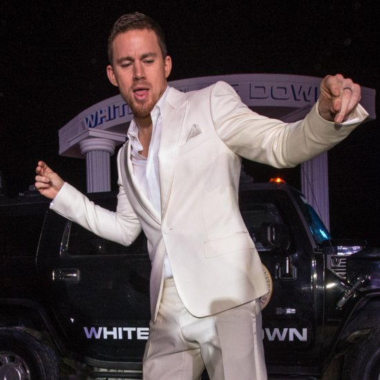 16 Channing Tatum Dance Moves That Will Send You Into Overdrive