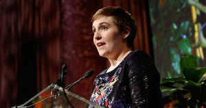 Lena Dunham on Why She's an Imperfect Feminist