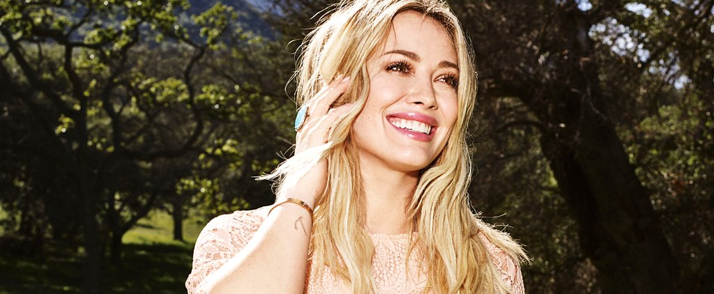 "Hilary Duff on Which Diet ""Sounded Too Disgusting"" to Try"
