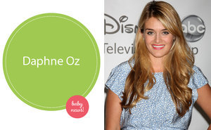 Daphne Oz Announces Second Pregnancy