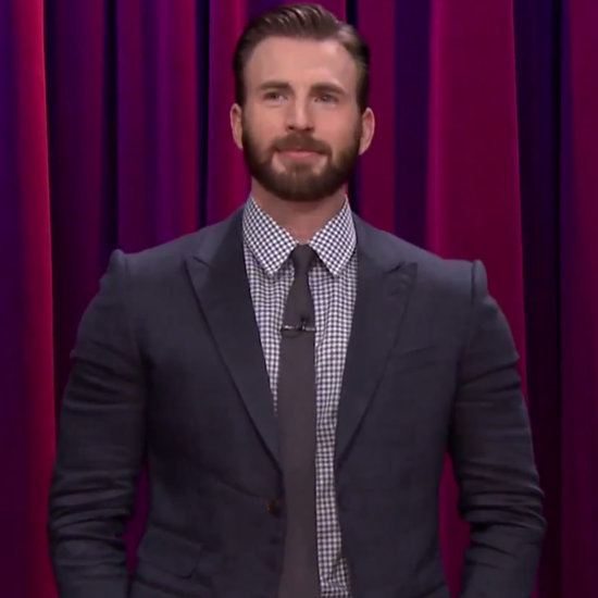 Chris Evans and Jimmy Fallon Play Flip Cup on Tonight Show