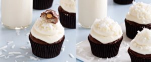Believe It or Not, These Almond Joy Cupcakes Start With a Box of Cake Mix