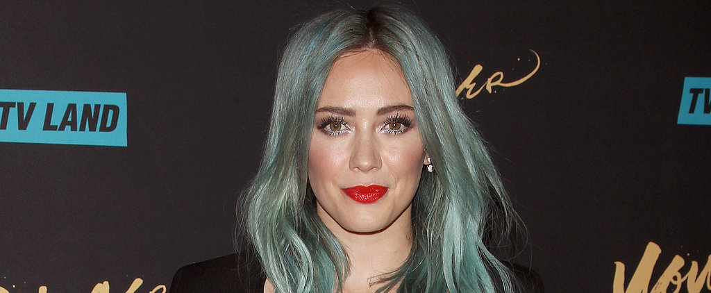 Hilary Duff Changes Her Look Yet Again — See For Yourself!