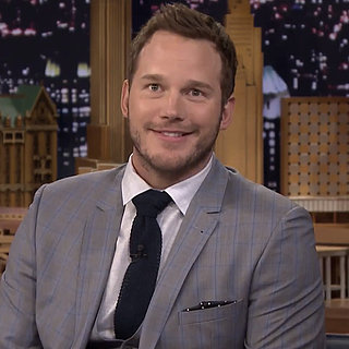 Chris Pratt on The Tonight Show 2015 | Video