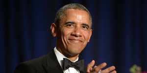 Highlights From The White House Correspondents' Dinner In Two Minutes
