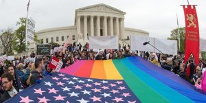 Supreme Court Seems To Be On The Verge Of Ruling In Favor Of Marriage Equality