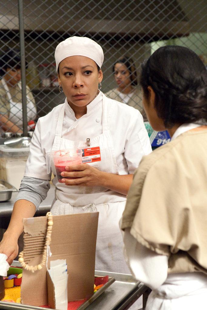 Selenis Leyva as Gloria Mendoza