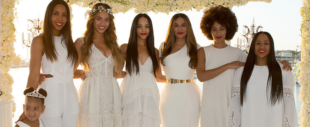 Beyoncé's Mum Just Broke Wedding Rule Number 1
