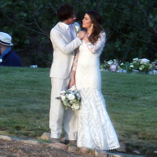 Ian Somerhalder and Nikki Reed's Wedding Pi