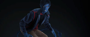 Here's the First Look at Kodi Smit-McPhee as X-Men's Nightcrawler