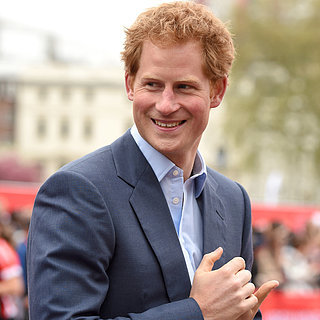 Prince Harry Makes a London Appearance Ahead of the Royal Baby's Arrival
