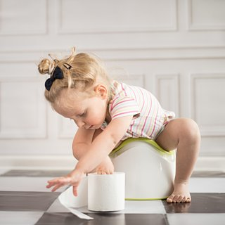 Potty-Training Rules