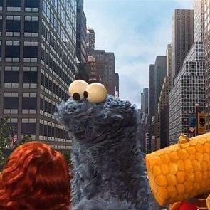Sesame Street's Avengers Parody