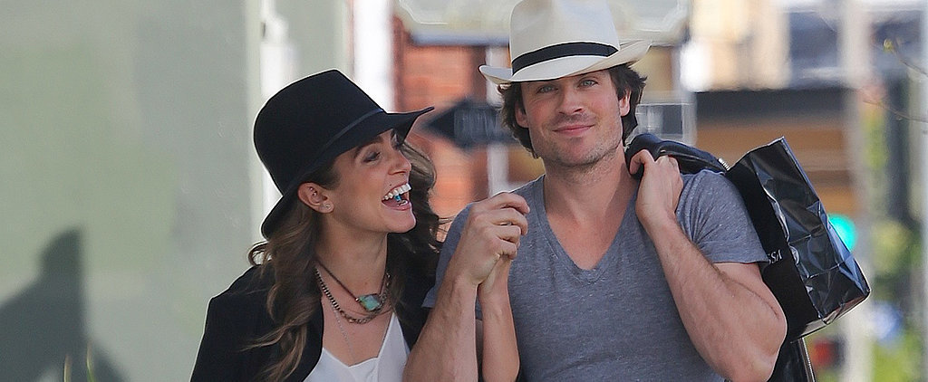 21 Snaps That Show Ian and Nikki Are Completely Head Over Heels For Each Other