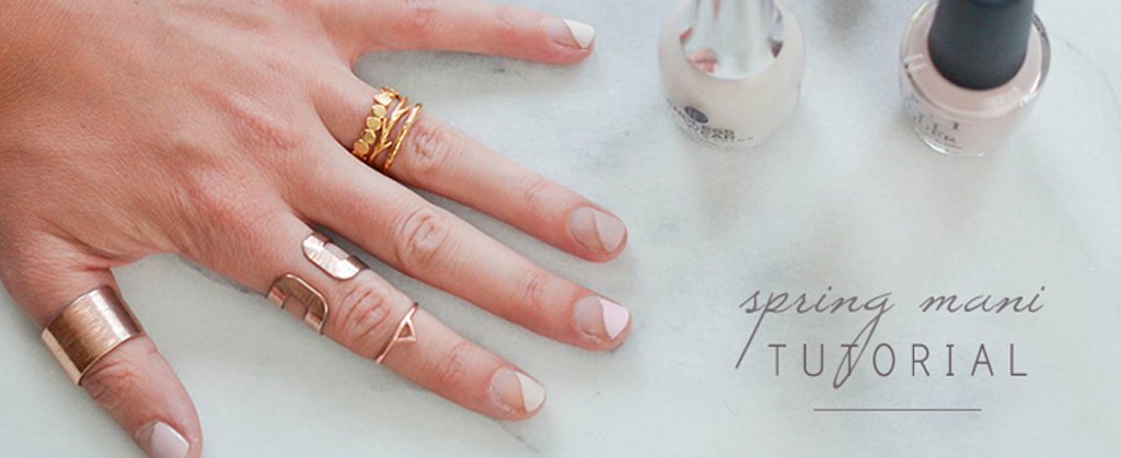 Here's the Hint of Spring Your Manicure Is Missing