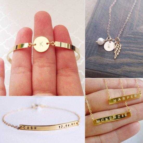 Personalized Mom Jewelry