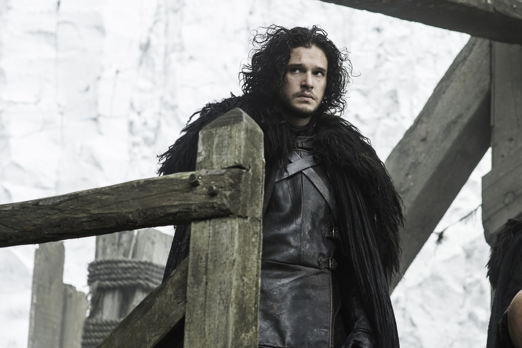 Jon Snow, Played by Kit Harington