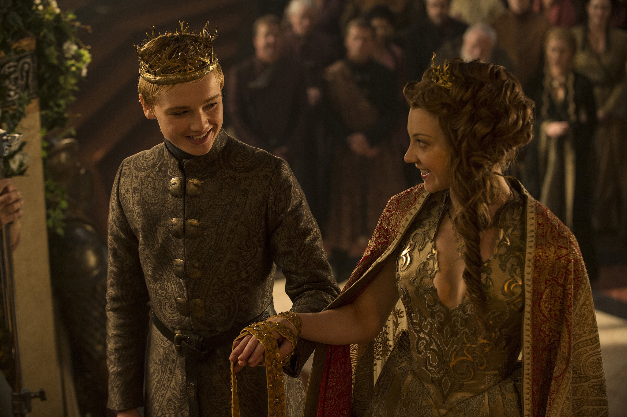 Tommen Baratheon, Played by Dean-Charles Chapman
