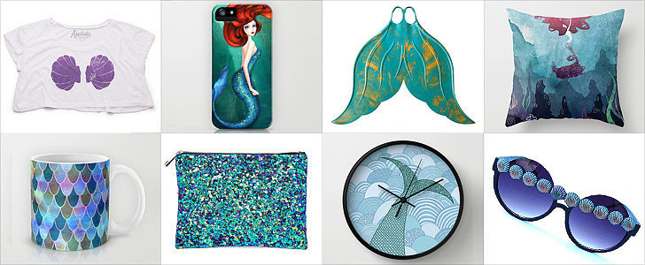 33 Mermaid Gifts For Aspiring Ariels