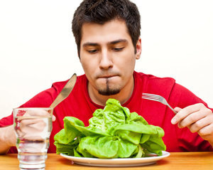 11 Salad-Hating Men Share Their Honest Reactions to Trying Health Foods for the First Time