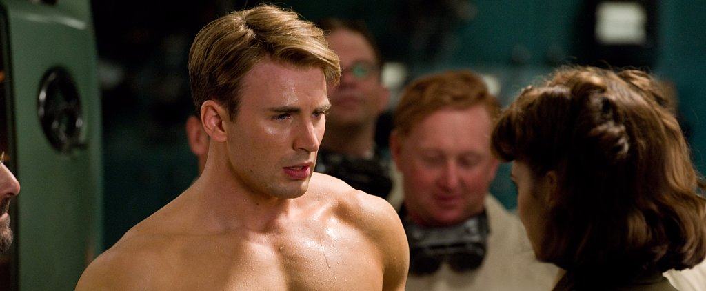 A Salute to Captain America's Strength, Honor, and Hotness