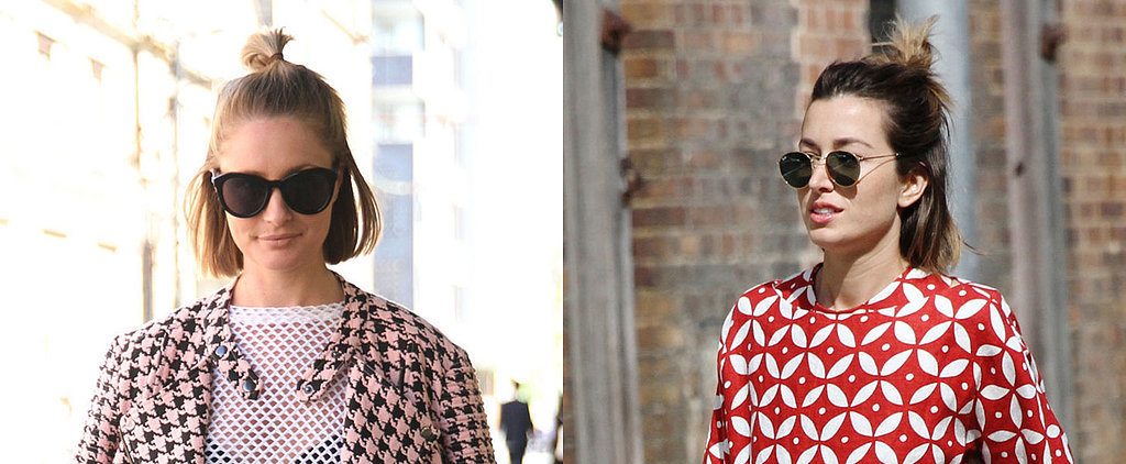 The Hump-Day Hairstyle You Have to Try Tomorrow