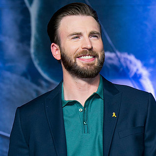 Chris Evans's Beard: A