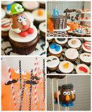 A Mr. Potato Head-Themed Birthday Party
