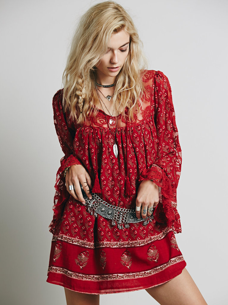 Free People Nomad Child Dress ($148)