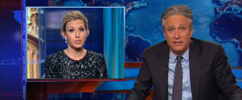 Jon Stewart Calls Out CNN For Its Lack of Baltimore Coverage