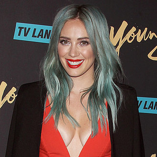 Hilary Duff Joins Her Lizzie M