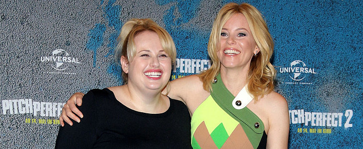 Rebel Wilson and Elizabeth Banks Colorblocking on the Red Carpet Is Picture Perfect