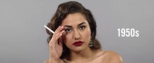 Watch the Mexican Beauty Trends of the Last 100 Years in 1 Minute
