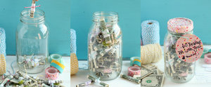 You'll Celebrate Over This Birthday Money Jar Gift Idea