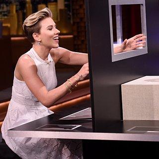 Who Knew Scarlett Johansson Was Such a Good Liar?