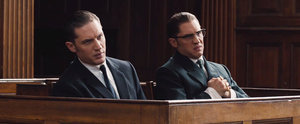 Legend Trailer: Watch Tom Hardy Take On Double Duty as Gangster Twins