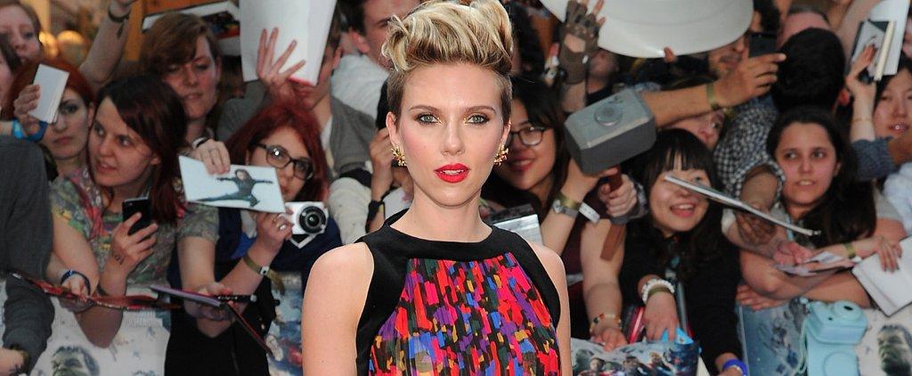 Did Scarlett Johansson Subtly Diss Ex-Husband Ryan Reynolds?