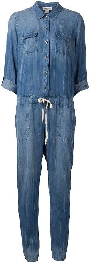 Splendid Denim Jumpsuit