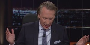 Bill Maher Compares Police Unions To The Catholic Church On 'Real Time'