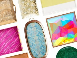 21 Decorative and Functional Trays for Every Style