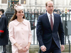 A Perfect Princess! Kate and William Announce the Arrival of Their Baby Girl
