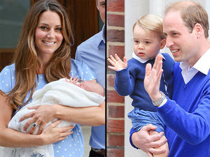 Required Reading: Every Time Prince George Has Waved