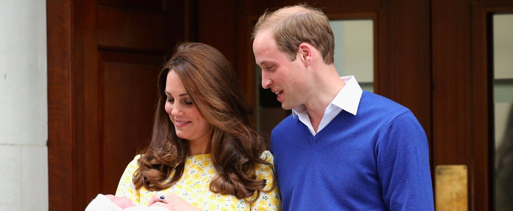 See the Royal Baby's First Public Appearance in GIFs!