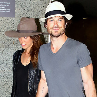 Ian Somerhalder and Nikki Reed's Wedding Rings | Pictures