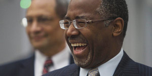 Ben Carson Officially Announces Run For President In 2016