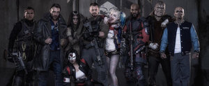 The Suicide Squad Looks Pretty Badass in Their First Official Group Photo