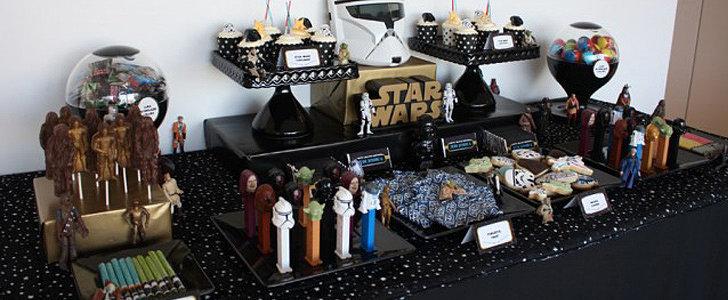Jedi Josh's Galactic Star Wars Party