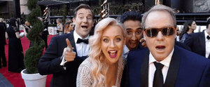 This Is What Happens When Aussie Celebrities Find the Logies GIF Booth